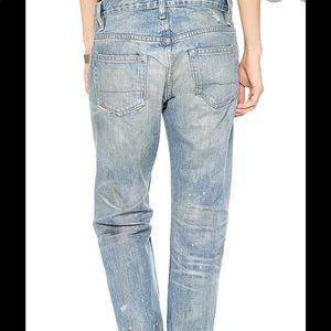 NSF Beck destroyer boyfriend jeans 26-27